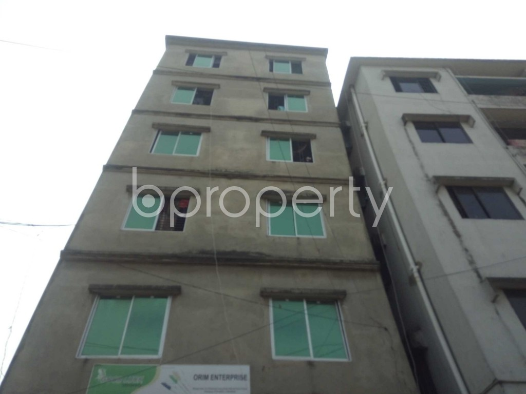 Outside view - 2 Bed Apartment to Rent in Patenga, Chattogram - 1936565