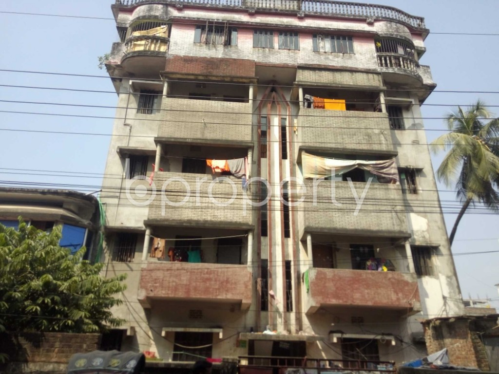 Outside view - 1 Bed Apartment to Rent in Halishahar, Chattogram - 1936581