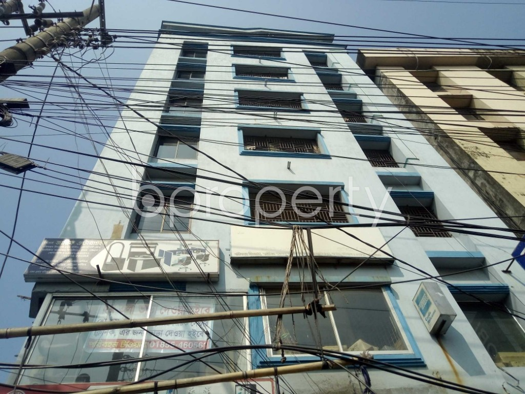 Outside view - Office to Rent in Halishahar, Chattogram - 1936592