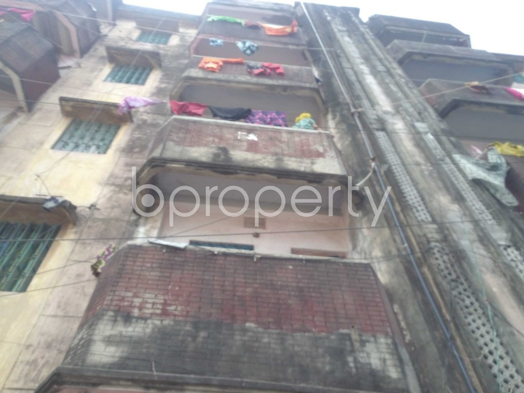 Outside view - 1 Bed Apartment to Rent in Halishahar, Chattogram - 1936620