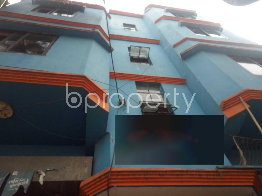 Outside view - 1 Bed Apartment to Rent in Halishahar, Chattogram - 1936632
