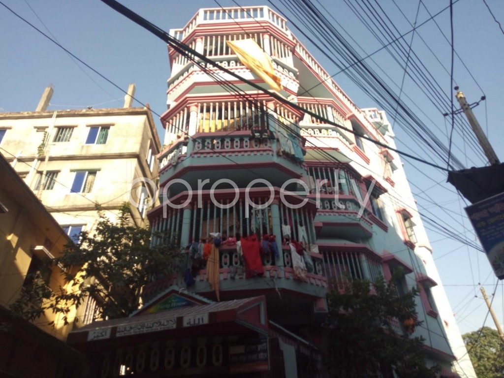 Outside view - 2 Bed Apartment to Rent in Halishahar, Chattogram - 1936633