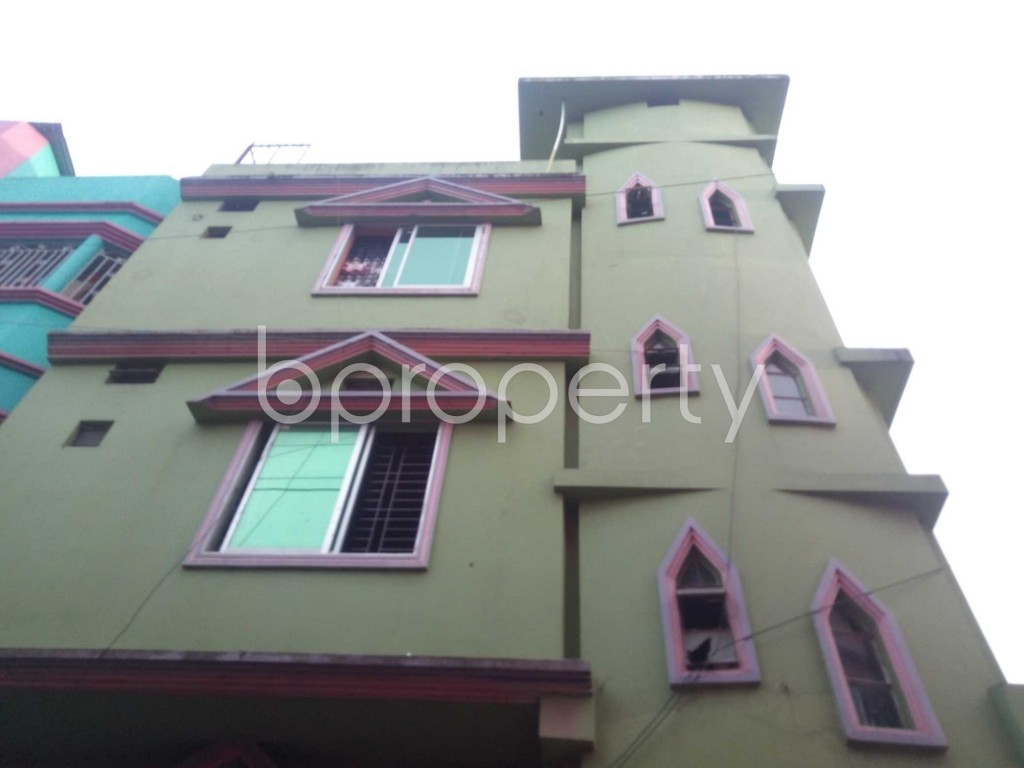 Outside view - 2 Bed Apartment to Rent in Patenga, Chattogram - 1936638