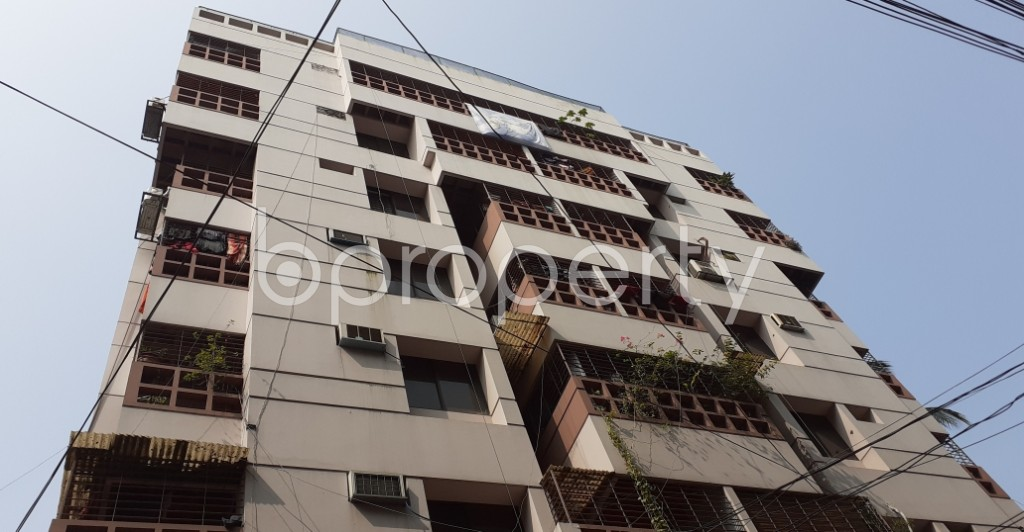 Outside view - 3 Bed Apartment to Rent in Lalmatia, Dhaka - 1936683