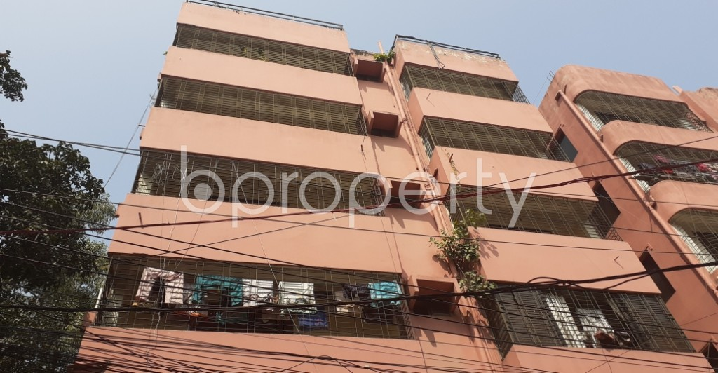 Outside view - 3 Bed Apartment to Rent in Lalmatia, Dhaka - 1936685