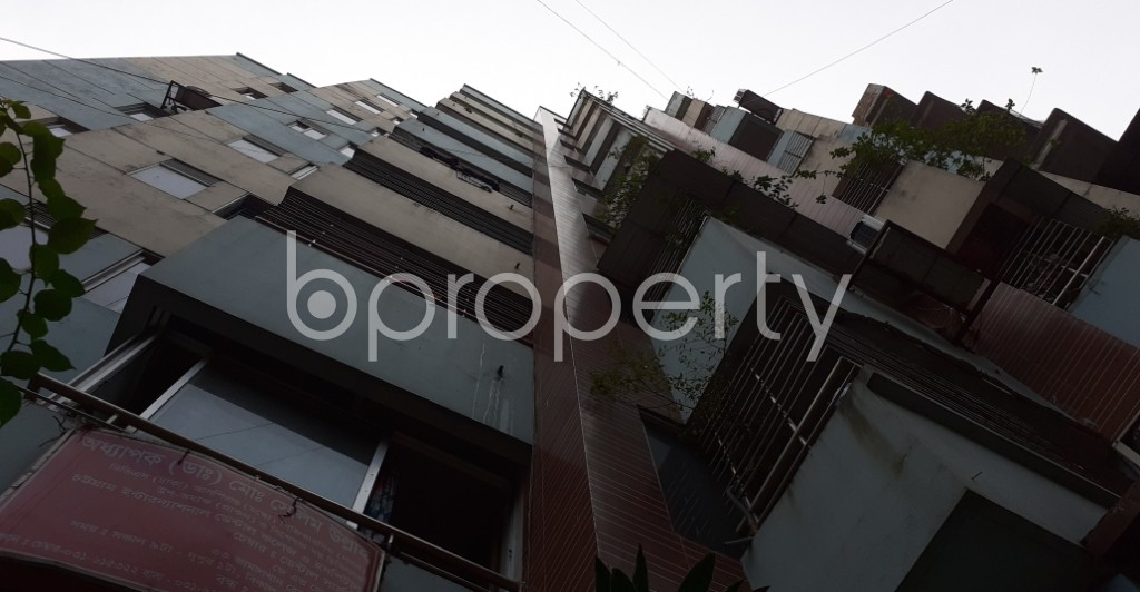 Outside view - 3 Bed Apartment for Sale in Jamal Khan, Chattogram - 1936729