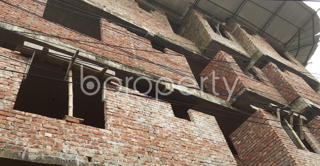 Outside view - 3 Bed Apartment for Sale in Jatra Bari, Dhaka - 1936870