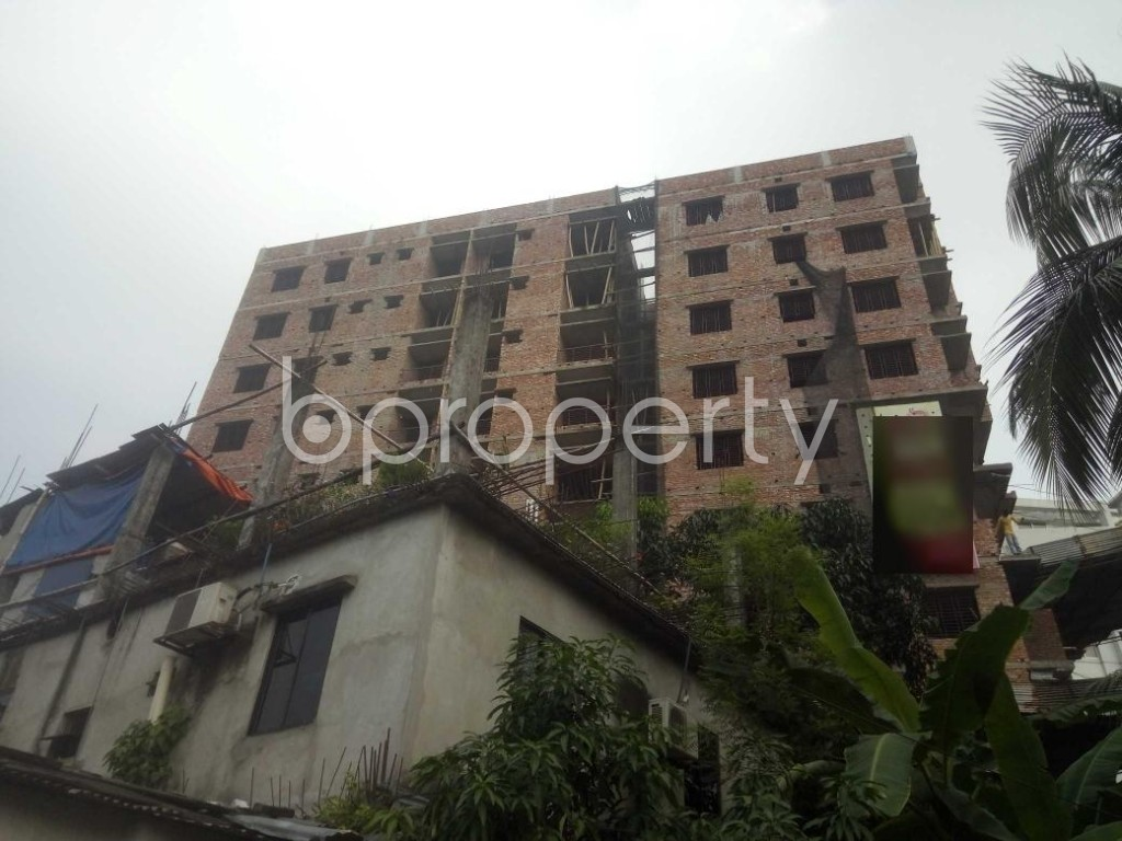 Outside view - 3 Bed Apartment for Sale in Badda, Dhaka - 1936943