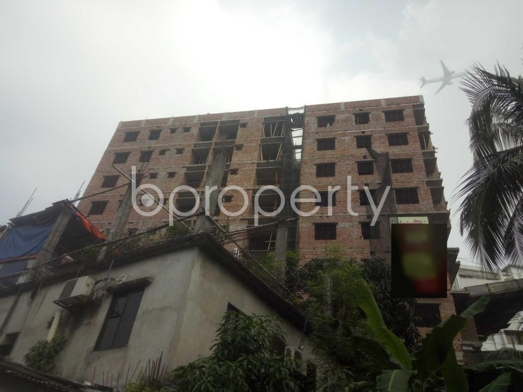 Outside view - 3 Bed Apartment for Sale in Badda, Dhaka - 1936942