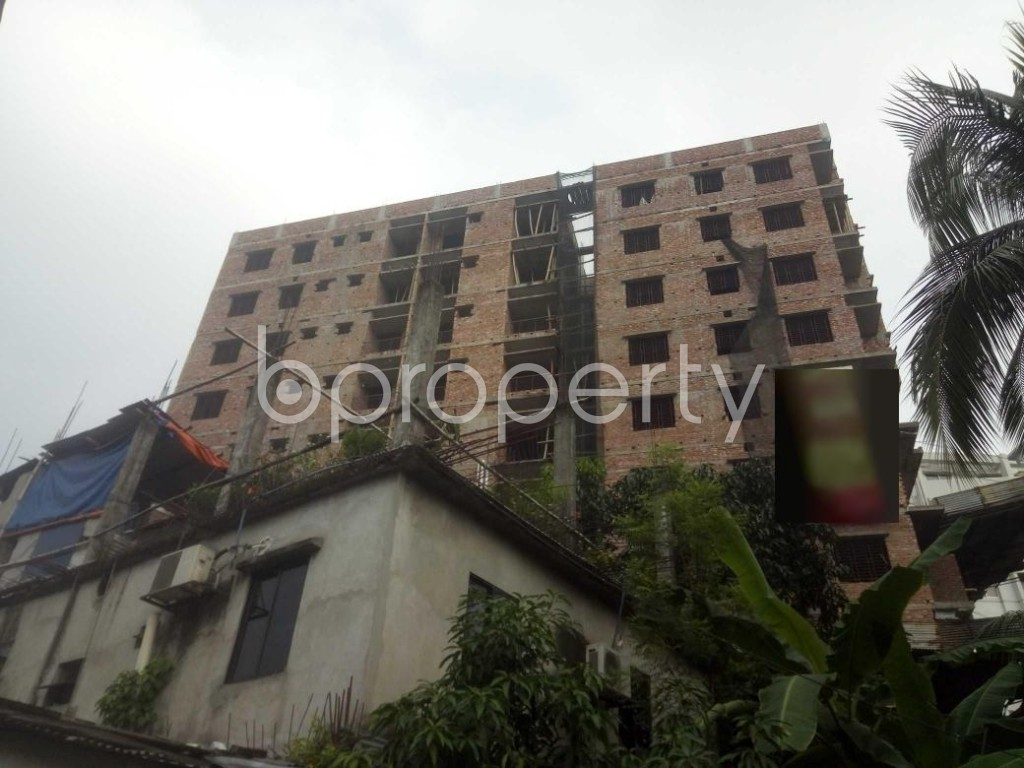 Outside view - 3 Bed Apartment for Sale in Badda, Dhaka - 1936944