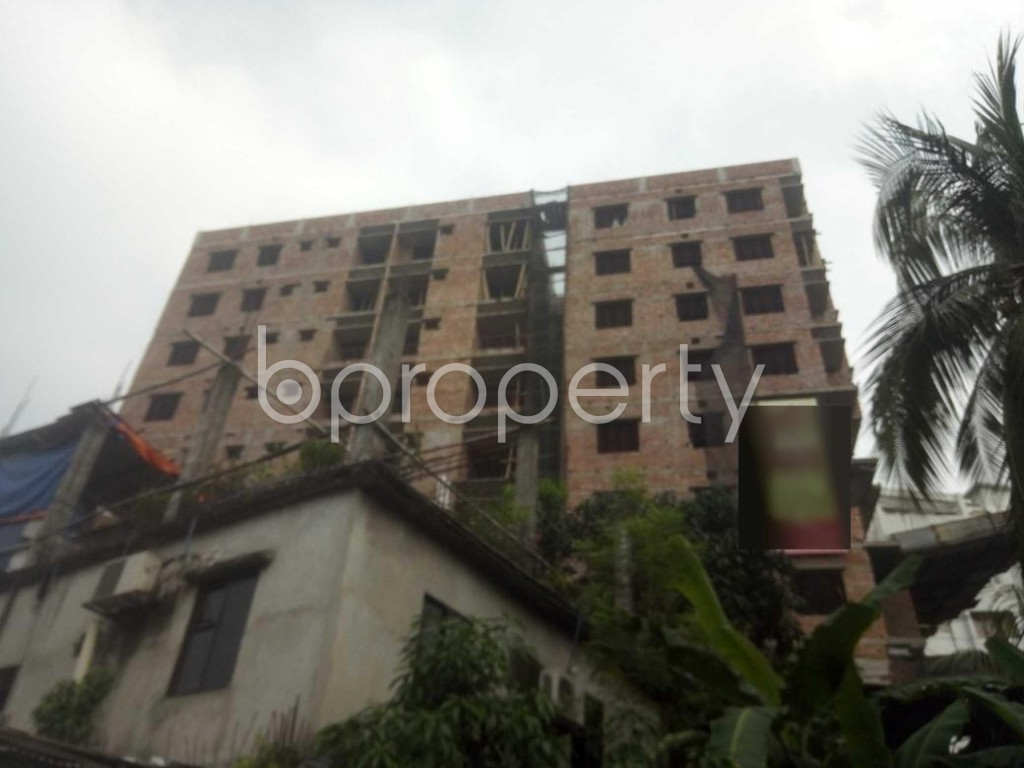 Outside view - 3 Bed Apartment for Sale in Badda, Dhaka - 1936945