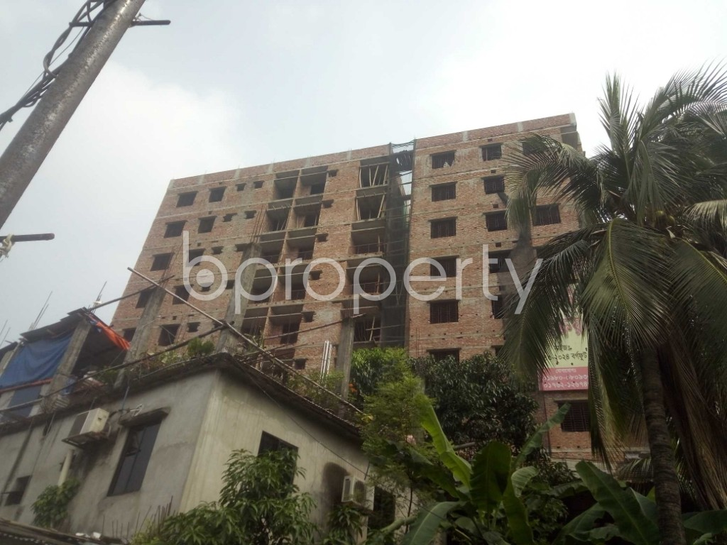 Outside view - 2 Bed Apartment for Sale in Badda, Dhaka - 1936946