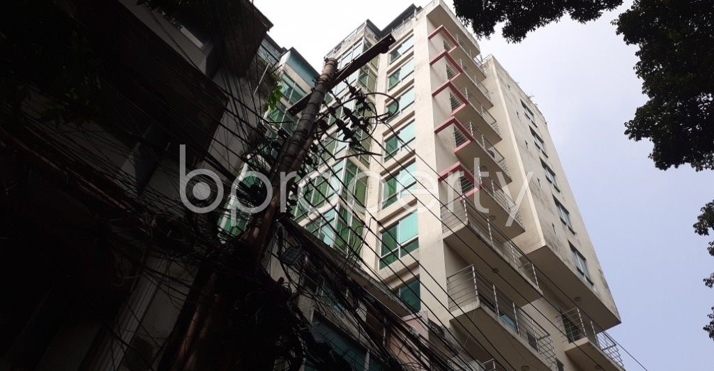 Outside view - Office to Rent in Gulshan, Dhaka - 1936996