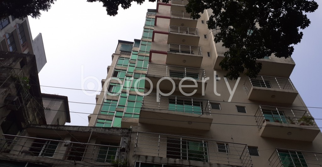 Front view - 3 Bed Office to Rent in Gulshan, Dhaka - 1936997