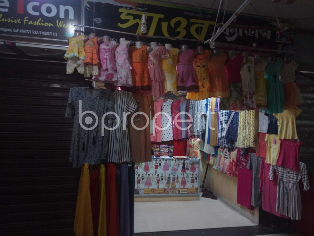 Commercial inside - Shop for Sale in Halishahar, Chattogram - 1937002