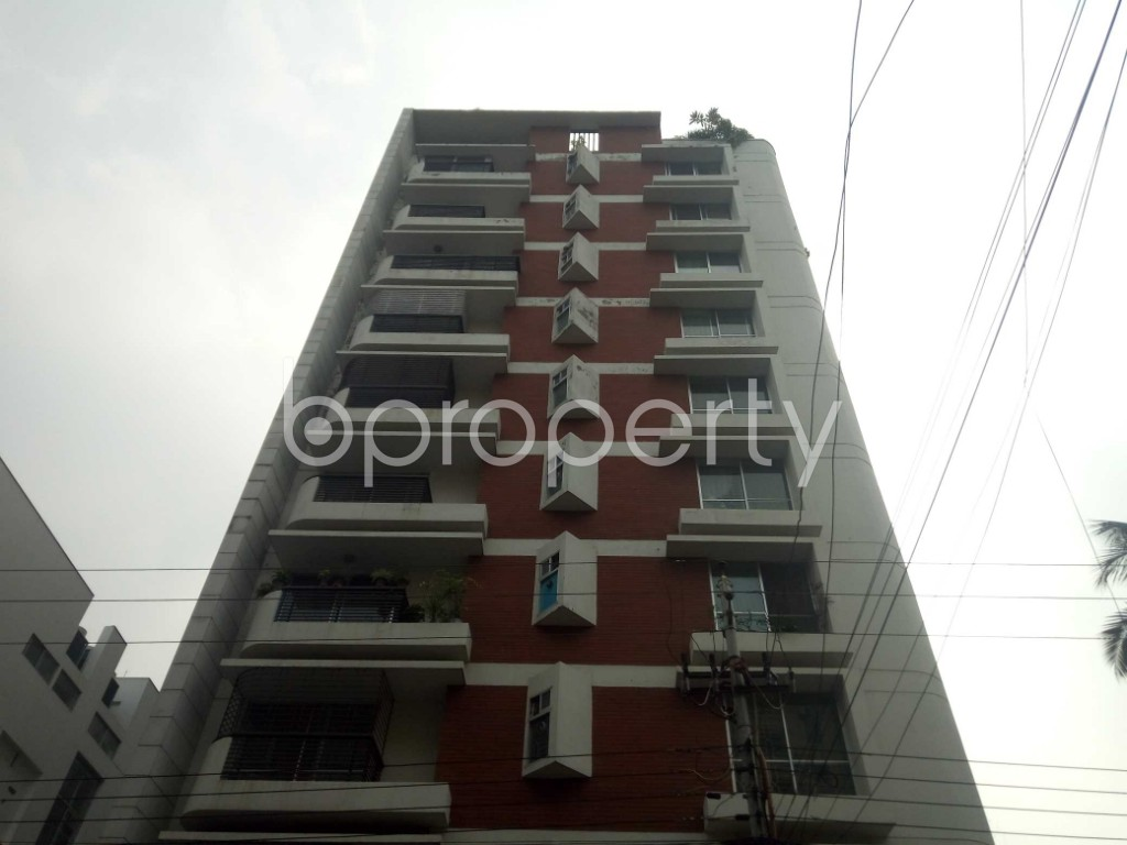 Outside view - 4 Bed Apartment for Sale in Banani, Dhaka - 1937026