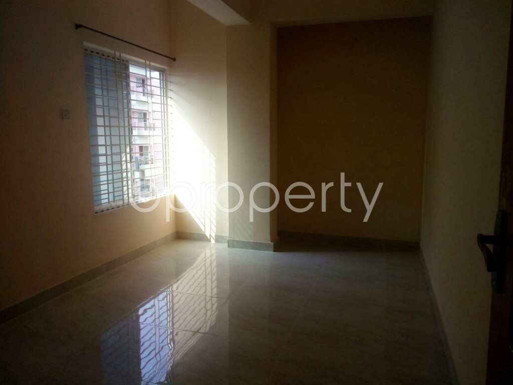 Bedroom - 3 Bed Apartment to Rent in 4 No Chandgaon Ward, Chattogram - 1937079