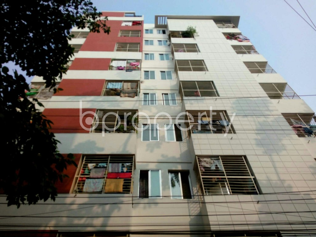 Outside view - 3 Bed Apartment for Sale in Bayazid, Chattogram - 1937131