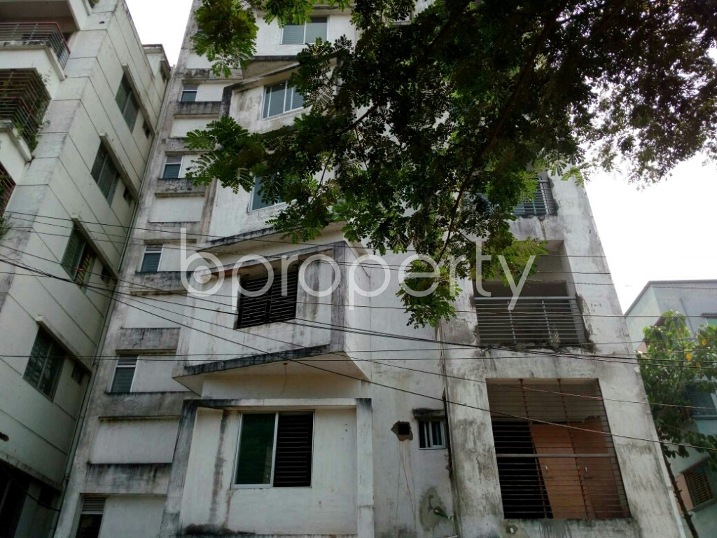 Outside view - 3 Bed Apartment to Rent in Bayazid, Chattogram - 1937134