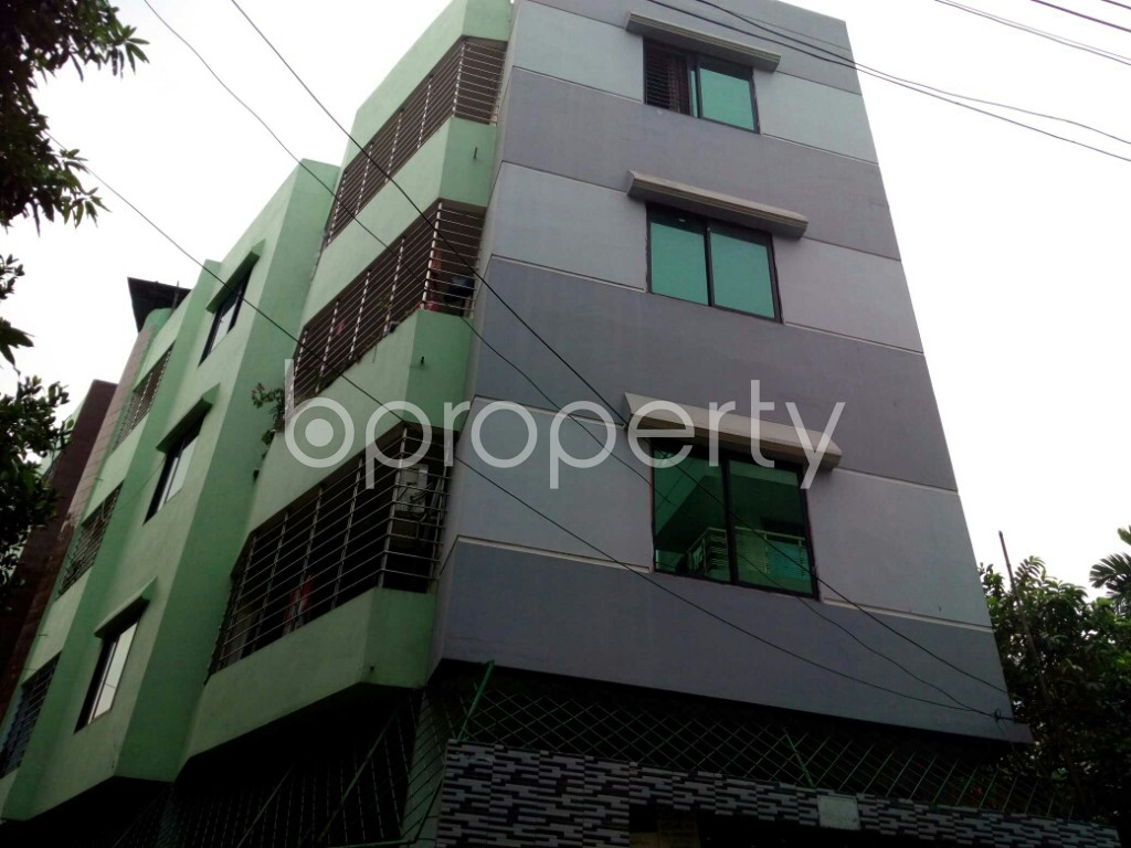 Outside view - 2 Bed Apartment to Rent in Bayazid, Chattogram - 1937139