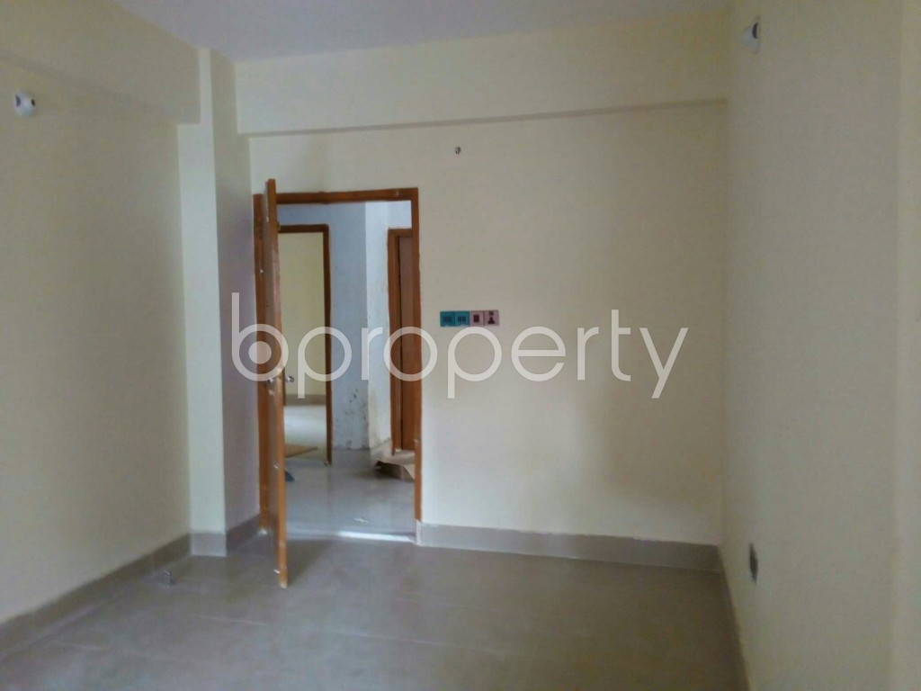 Kitchen - 2 Bed Apartment to Rent in Bayazid, Chattogram - 1937200