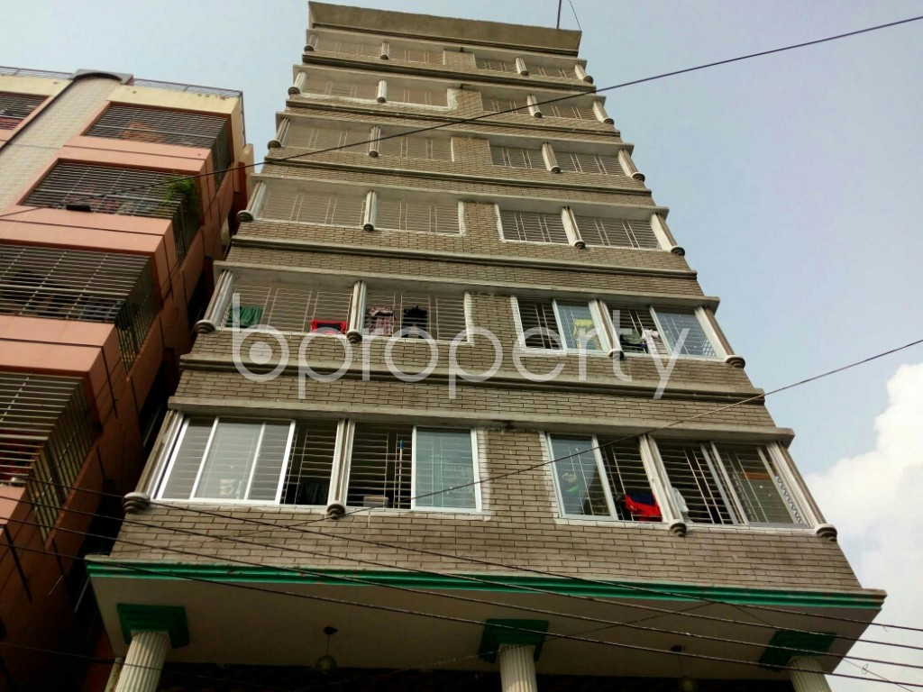 Outside view - 2 Bed Apartment to Rent in Bayazid, Chattogram - 1937207