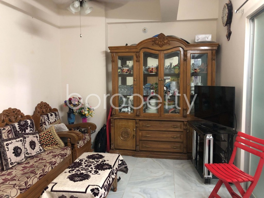 Empty Room - 3 Bed Apartment for Sale in Gazipur Sadar Upazila, Gazipur - 1935362