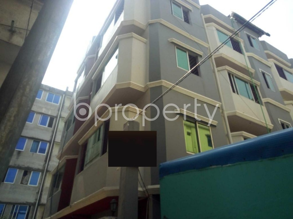 Outside view - 2 Bed Apartment to Rent in Patenga, Chattogram - 1937251