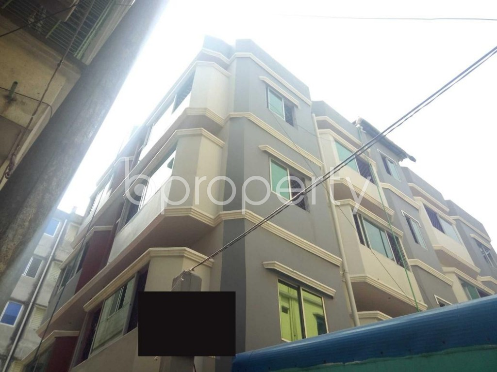 Outside view - 2 Bed Apartment to Rent in Patenga, Chattogram - 1937252