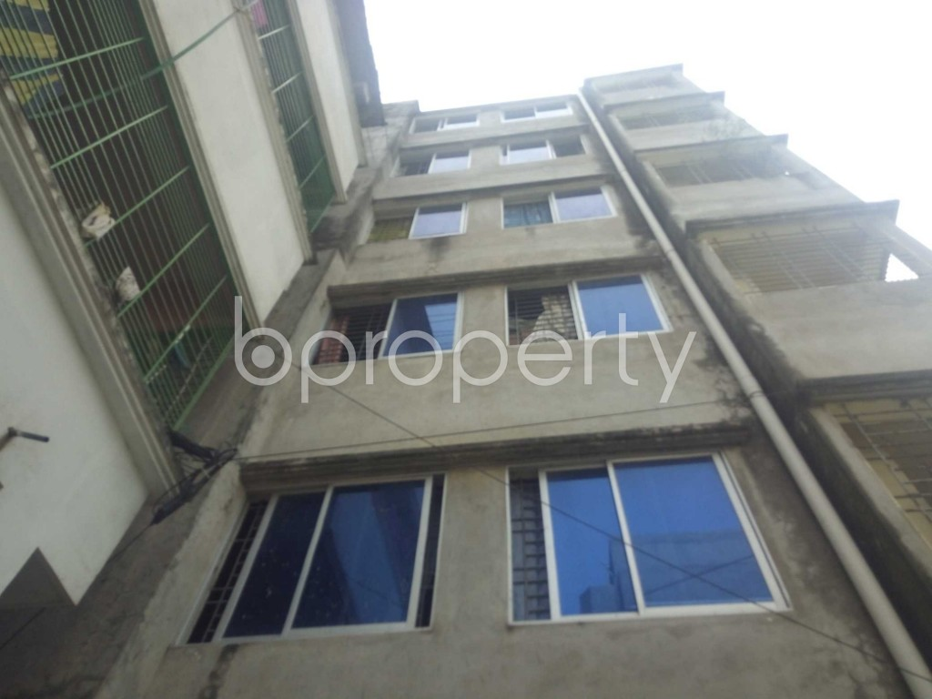 Outside view - 3 Bed Apartment to Rent in Patenga, Chattogram - 1937255
