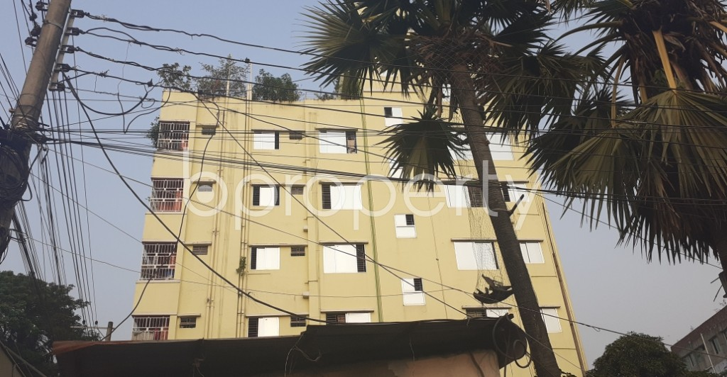 Outside view - 2 Bed Apartment to Rent in 10 No. North Kattali Ward, Chattogram - 1937280