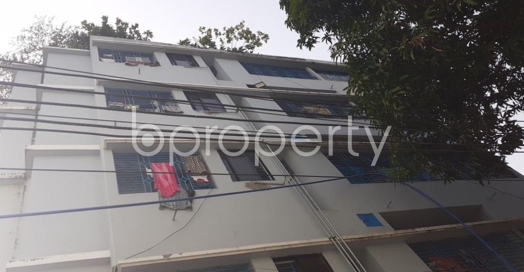Front view - 1 Bed Apartment to Rent in 10 No. North Kattali Ward, Chattogram - 1937281