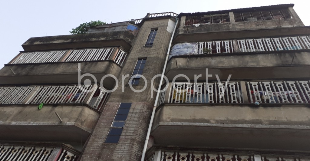 Front view - 1 Bed Apartment to Rent in 10 No. North Kattali Ward, Chattogram - 1937282