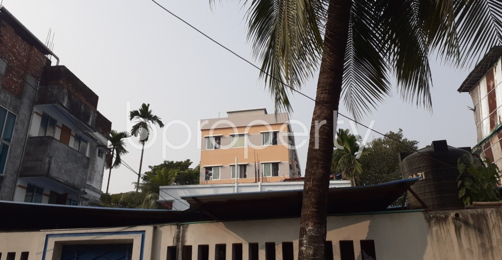 Front view - 2 Bed Apartment to Rent in 10 No. North Kattali Ward, Chattogram - 1937285