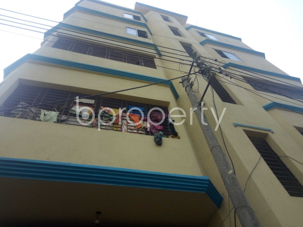 Outside view - 1 Bed Apartment to Rent in Patenga, Chattogram - 1937301