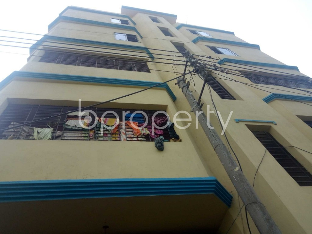 Outside view - 1 Bed Apartment to Rent in Patenga, Chattogram - 1937300