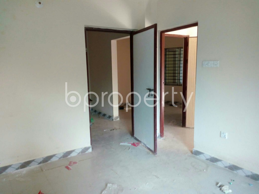 Bedroom - 2 Bed Apartment to Rent in Debpara, Sylhet - 1937303
