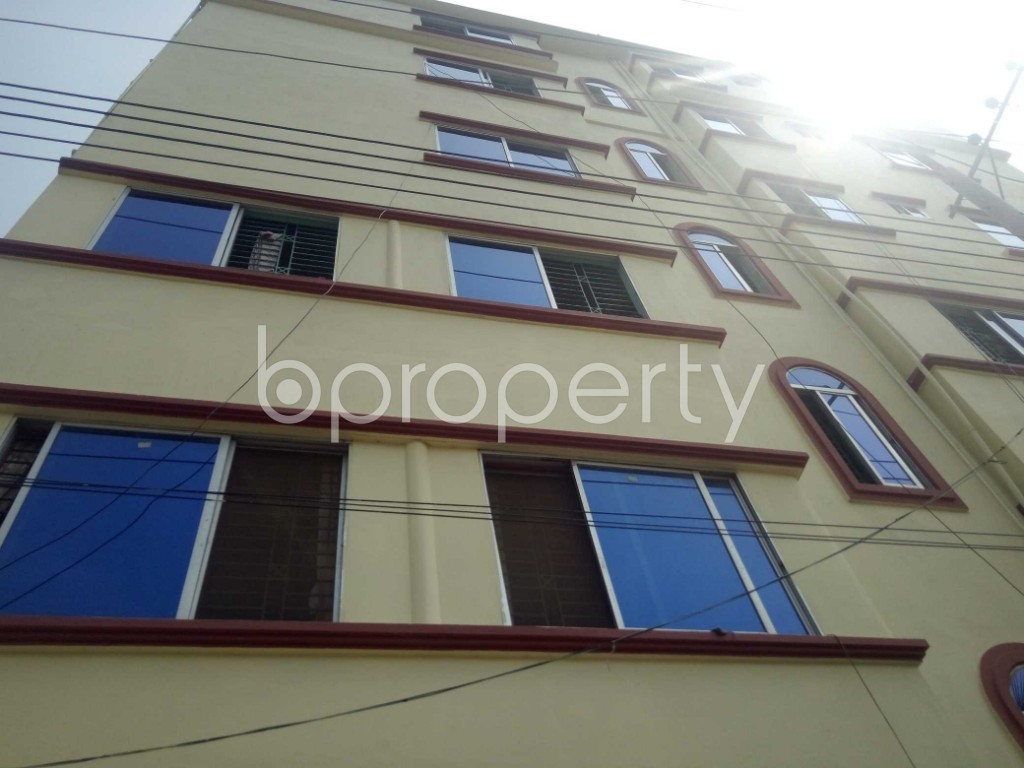 Outside view - 1 Bed Apartment to Rent in Patenga, Chattogram - 1937308