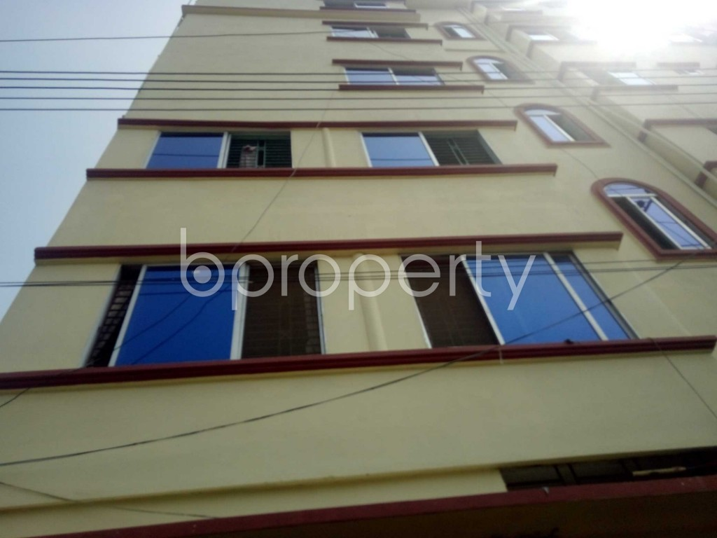 Outside view - 2 Bed Apartment to Rent in Patenga, Chattogram - 1937306