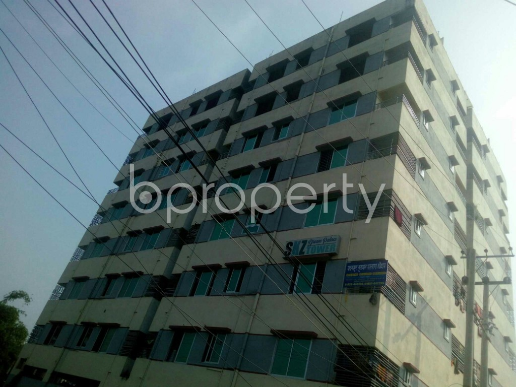 Outside view - 3 Bed Apartment to Rent in 4 No Chandgaon Ward, Chattogram - 1937382
