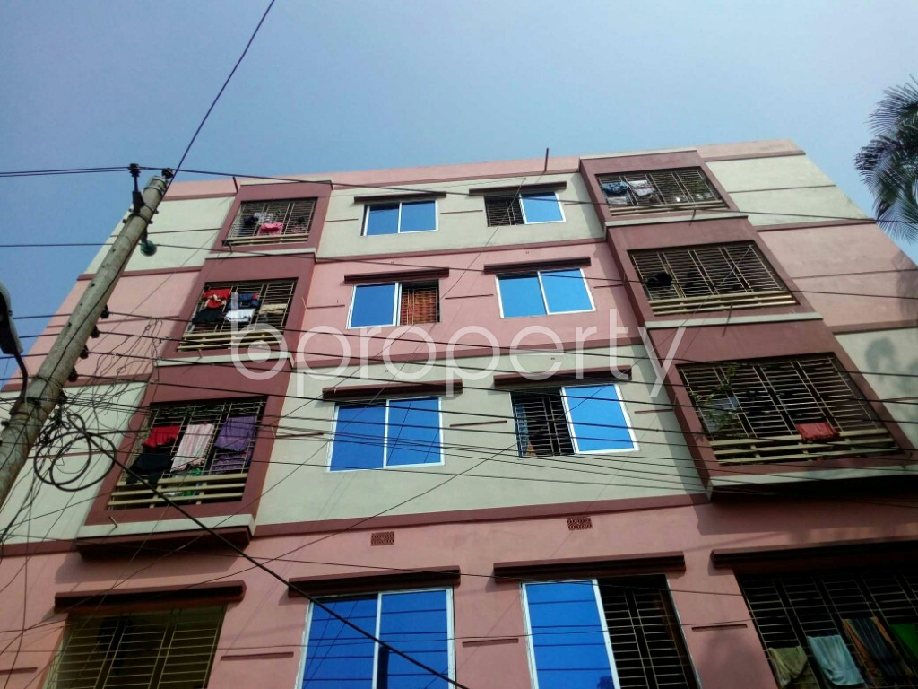 Front view - 3 Bed Apartment for Sale in Gangchor Road, Cumilla - 1937400