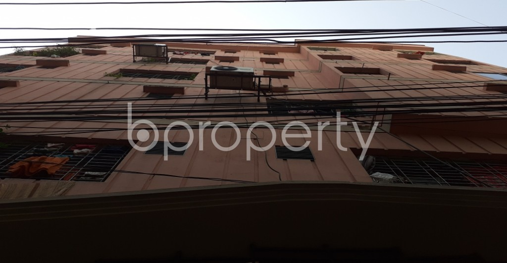Outside view - 2 Bed Apartment to Rent in 22 No. Enayet Bazaar Ward, Chattogram - 1937408