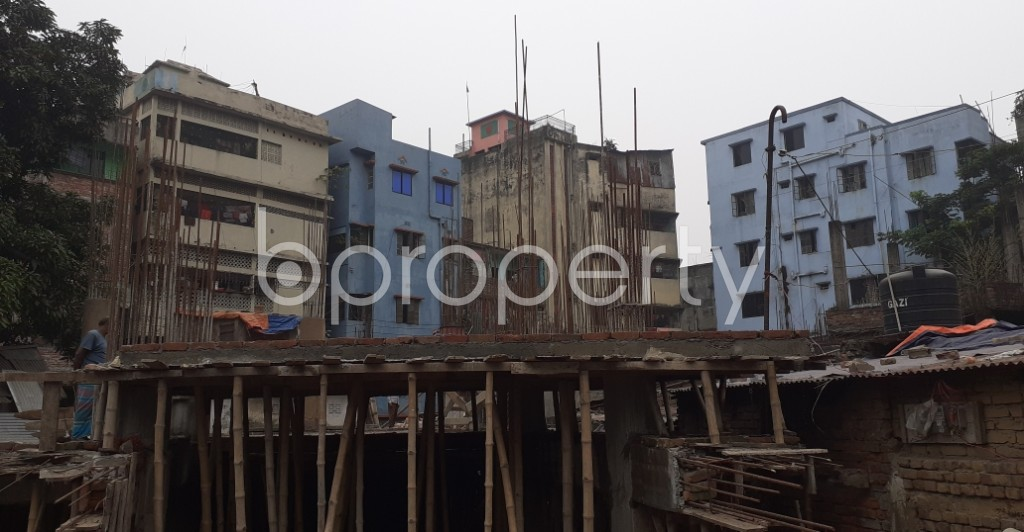 Outside view - 3 Bed Apartment for Sale in Jatra Bari, Dhaka - 1937419