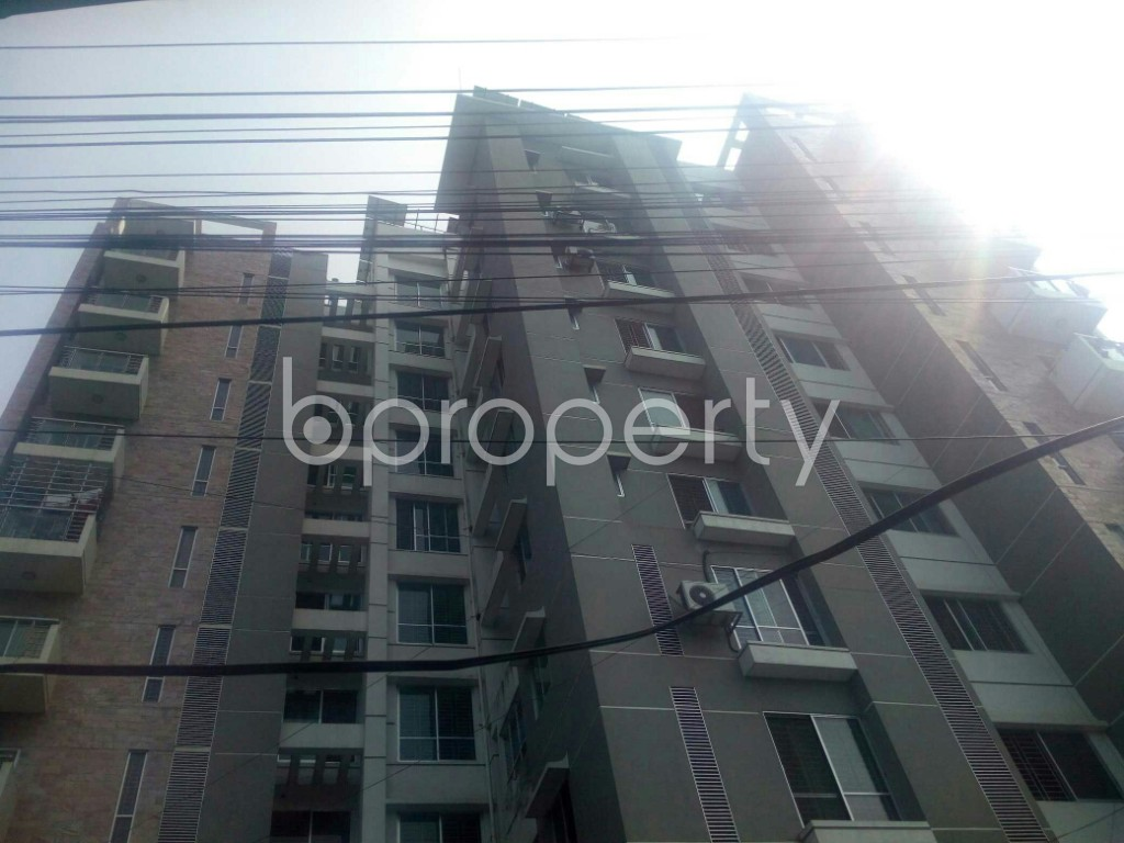 Front view - 3 Bed Apartment for Sale in Khulshi, Chattogram - 1937427