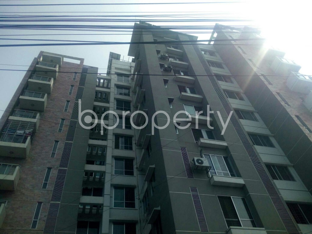 Front view - 3 Bed Apartment for Sale in Khulshi, Chattogram - 1937429