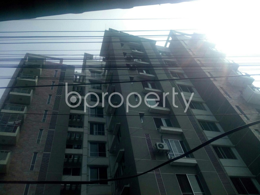 Front view - 3 Bed Apartment for Sale in Khulshi, Chattogram - 1937432