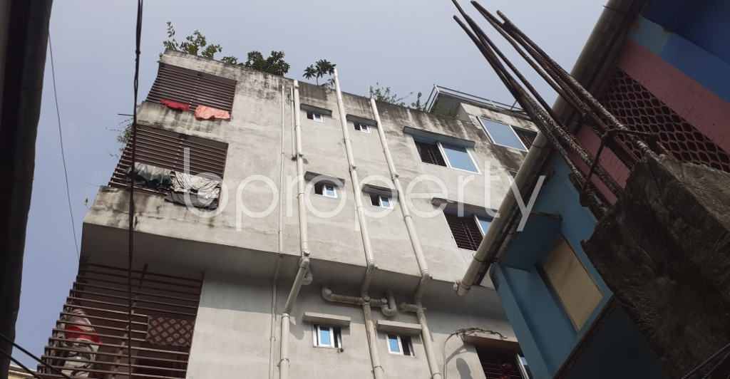 Outside view - 2 Bed Apartment to Rent in 22 No. Enayet Bazaar Ward, Chattogram - 1937440
