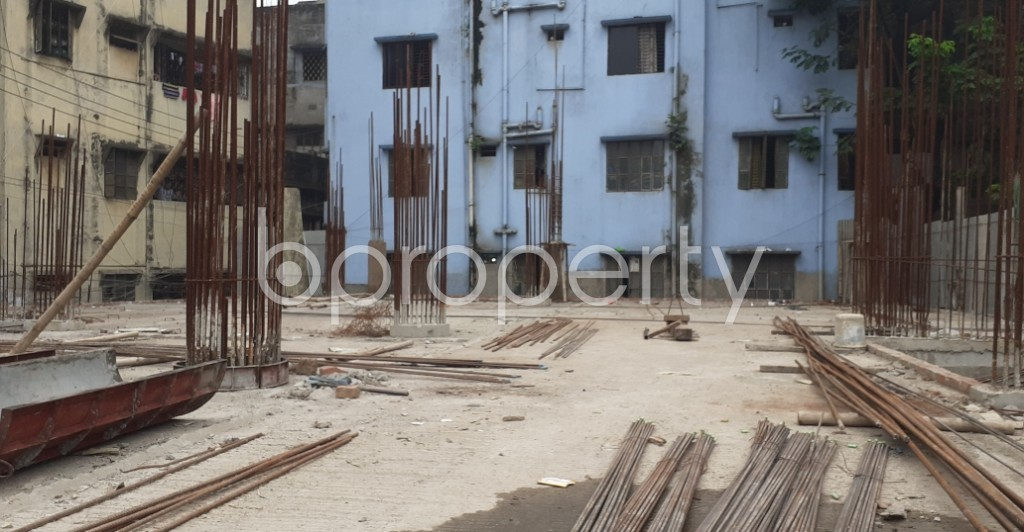 Outside view - 3 Bed Apartment for Sale in Jatra Bari, Dhaka - 1937441