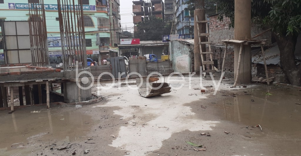 Outside view - 3 Bed Apartment for Sale in Jatra Bari, Dhaka - 1937446