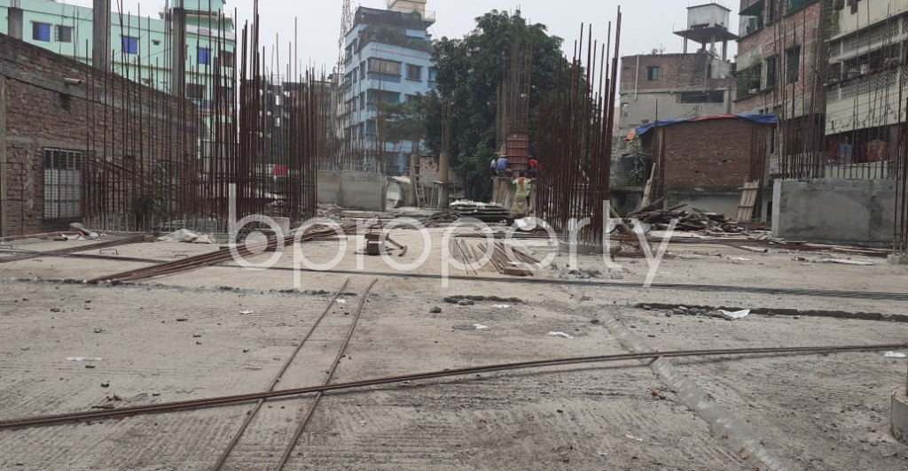 Outside view - 3 Bed Apartment for Sale in Jatra Bari, Dhaka - 1937447